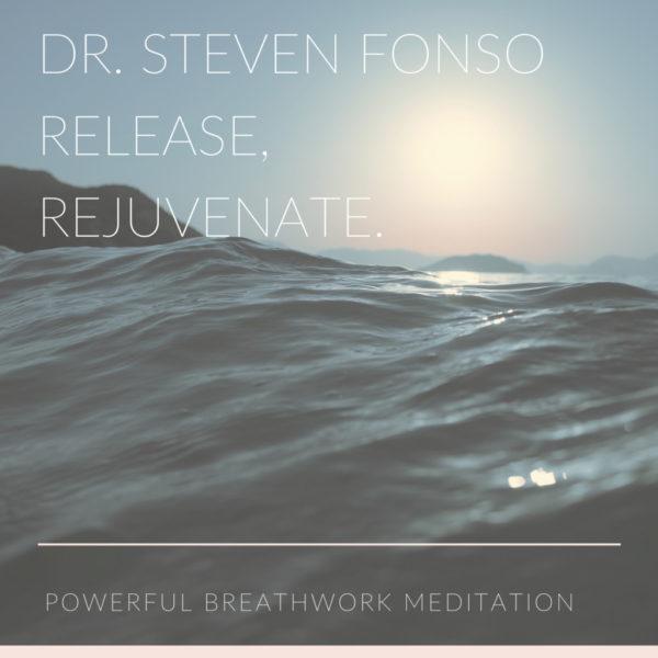 Steven Fonso Release, REJUVENATE